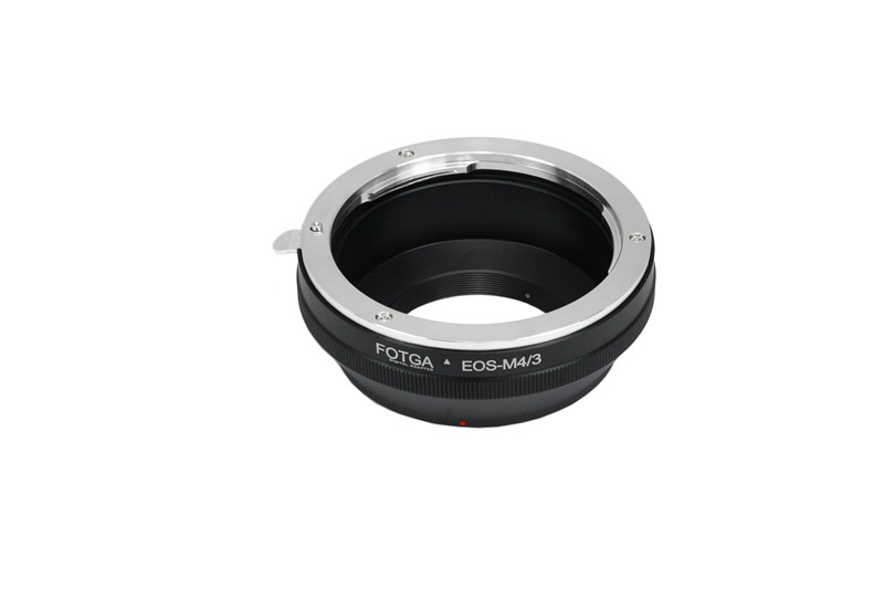 EOS-M4/3 Canon EOS Lens to OLYMPUS Panasonic M Camera M4/3 Mount Adapter