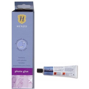 Henzo Photo Glue 100ml