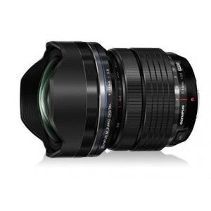 Olympus 7-14mm f2.8 PRO Micro Four Thirds Lens Black