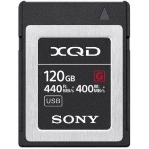 Sony XQD Card 120GB