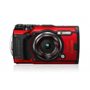 Olympus Tough TG-6 Red