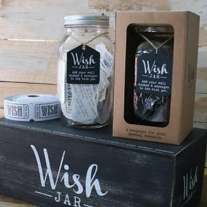 Wish Jar Happy Birthday