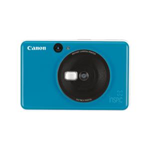 Canon iNSPiC C 2in1 Camera and Mini Printer Blue