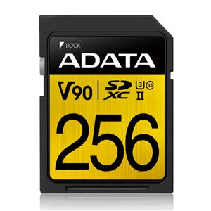 ADATA Premier One UHS-II U3 V90 SDXC Card 256GB