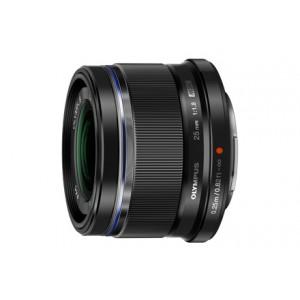 Olympus M.Zuiko 25mm f1.8 lens