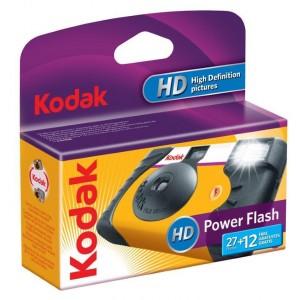 KODAK HD Power Flash Disposable Camera