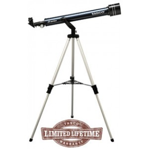 Tasco Novice Telescope  402x 60mm