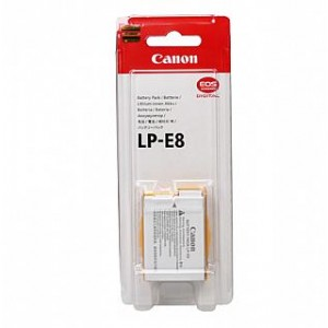 Canon Battery Pack LP-E8