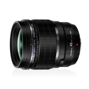 Olympus 45mm f1.2 PRO Micro Four Thirds Lens Black