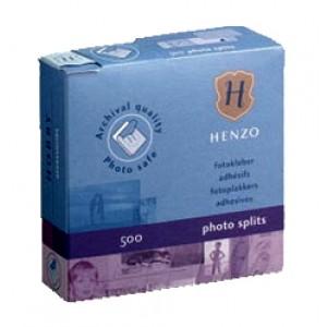 Henzo Photo Splits 500pk