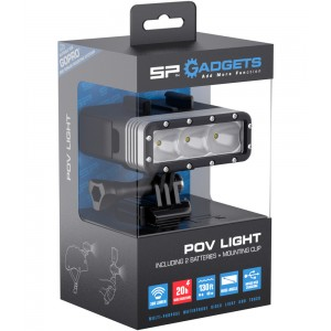 SP Gadgets POV Light for GoPro