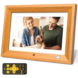 "Kodak 10"" Digital Photo Frame Burlywood"