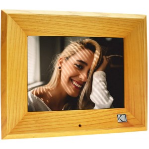 "Kodak 8"" Digital Photo Frame Burlywood"