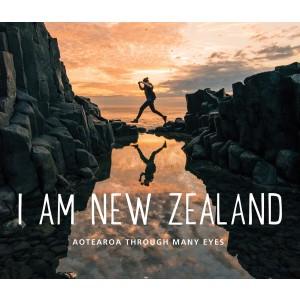 NIKON I AM NEW ZEALAND BOOK