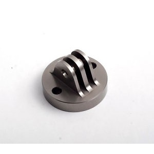 Aluminium Tripod Adapter for GoPro with Screw Holes