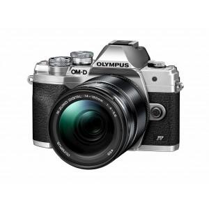 Olympus OM-D E-M10 Mark IV 14-150mm Lens Kit Silver