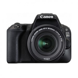 Canon EOS 200D + 18-55/4-5.6 IS STM