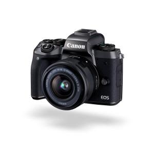 EOS M5 EF-M 15-45mm Kit