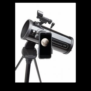 KONUSNOVA 114 114MM F4.3 REFLECTOR TELESCOPE INC TRIPOD