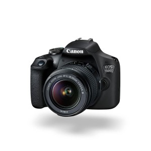Canon EOS 1500D with EF-S 18-55mm III Lens