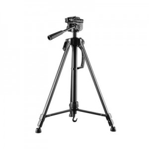 INCA 3530D 3 WAY HEAD TRIPOD BLACK