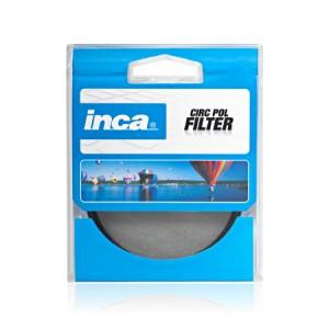 Inca 62mm Circular Polarising Filter