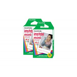 Fujifilm Instax Mini Film 2 Pack