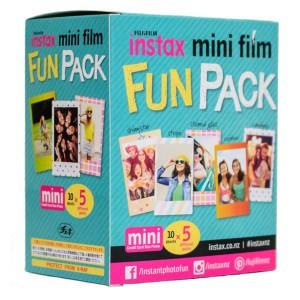 Fujifilm Instax Mini Film Fun Pack