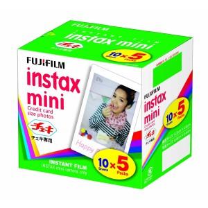 Fujifilm Instax Mini Film 50 Pack