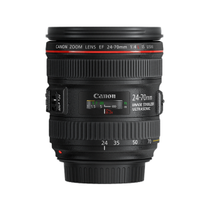 Canon EF24-70 F4 L IS USM LENS