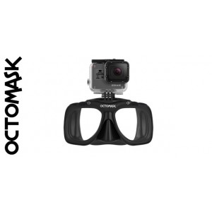 Octomask  - Black SKU101