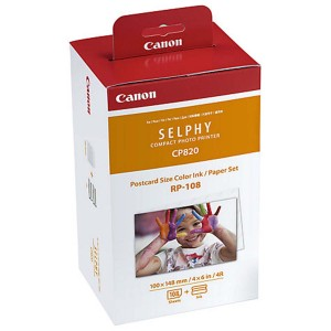 Canon Color Ink / Paper set RP-108