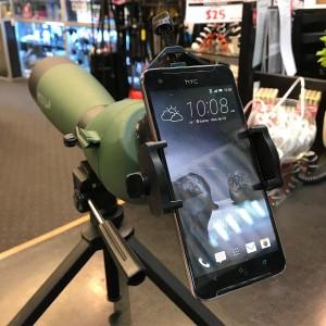 Universal Phone Holder for Spotting Scope