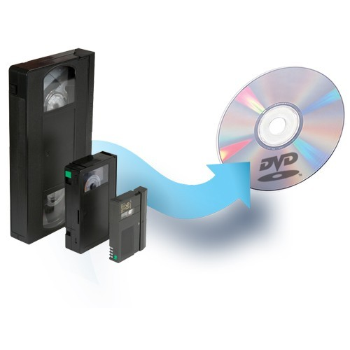 Video Tape to DVD - NZ Camera Christchurch