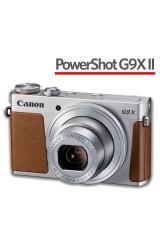 Canon PowerShot G9X II Silver