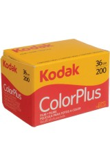 Kodak 35mm Color Plus 200 Negative Film 36 Exposure