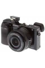 Sony Alpha a6000 with 16-50 lens