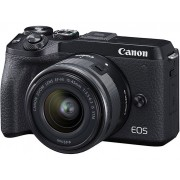 Canon EOS M6 Mk II + 15-45 IS STM