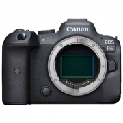 Canon EOS R6 Mirrorless Camera Body with Adaptor