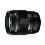Olympus 45mm f1.2 PRO Micro Four Thirds Lens Black