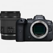Canon EOS R6 Mirrorless + 24-105mm f/4-7.1 Lens