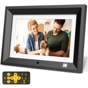 "Kodak 10"" Digital Photo Frame Black"
