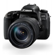 Canon EOS 77D + 18-135 IS STM