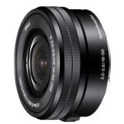 Sony Alpha E Mount PZ 16-50mm F3.5-5.6 OSS Lens
