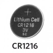 CR1216 Lithium Battery