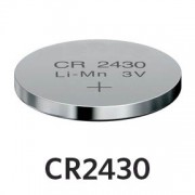 CR2430 Lithium Battery