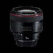 Canon EF 85MM 1.2L USMII LENS