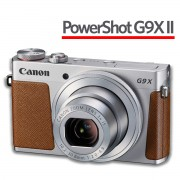 Canon PowerShot G9 X II Silver