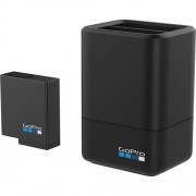 GoPro Dual Battery Charger with Battery for HERO7/6/5 Black & HERO 2018