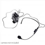 Headset Microphone for GoPro Hero3+/Hero3/4